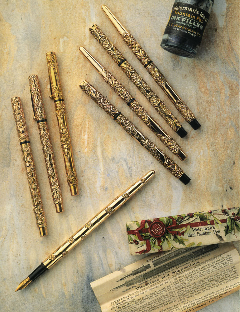 Waterman Ideal Fountain Pens, 1898-1910, page 33