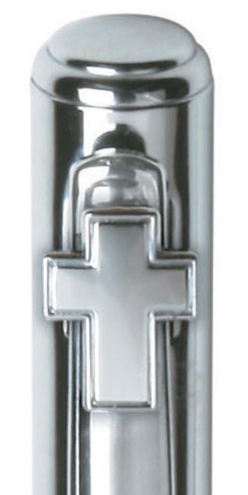 Waterford Marquis Arcadia II Chrome Cross Ballpoint Pen