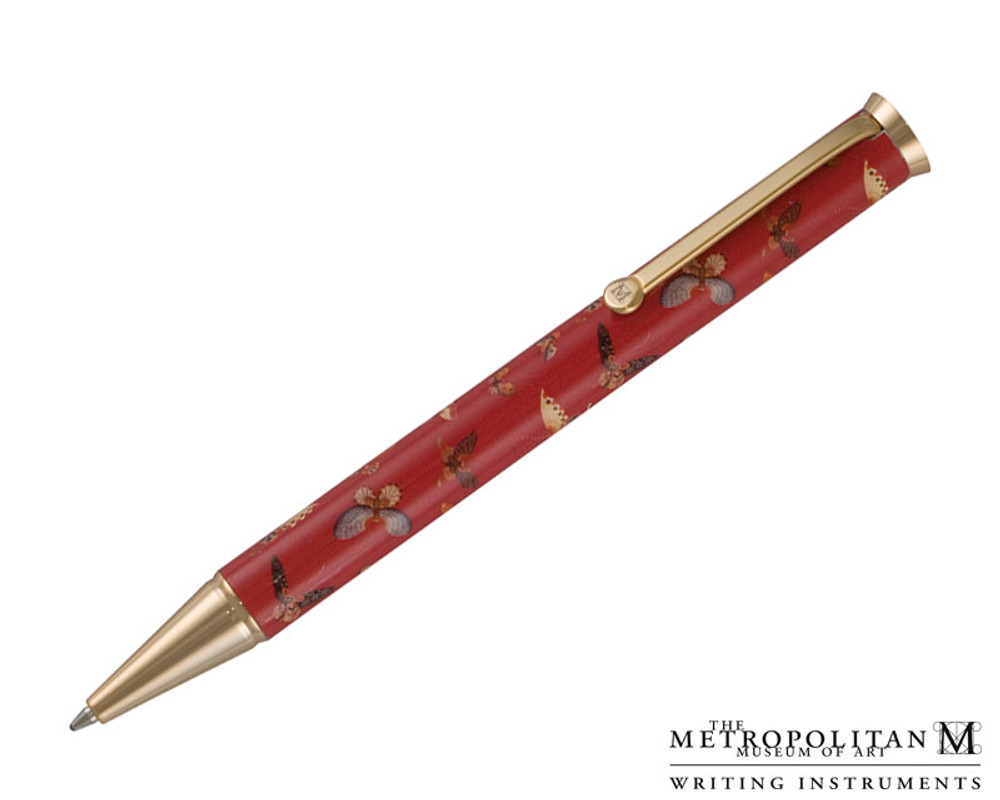 The Metropolitan Museum of Art Qing Butterfly Ballpoint Pen