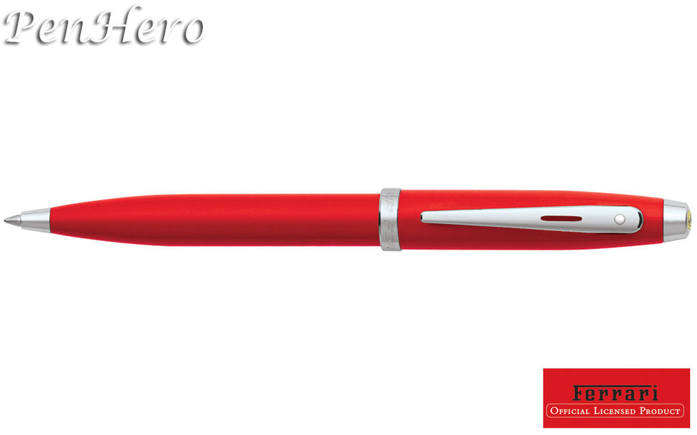 Sheaffer Ferrari 100 Red Ballpoint Pen