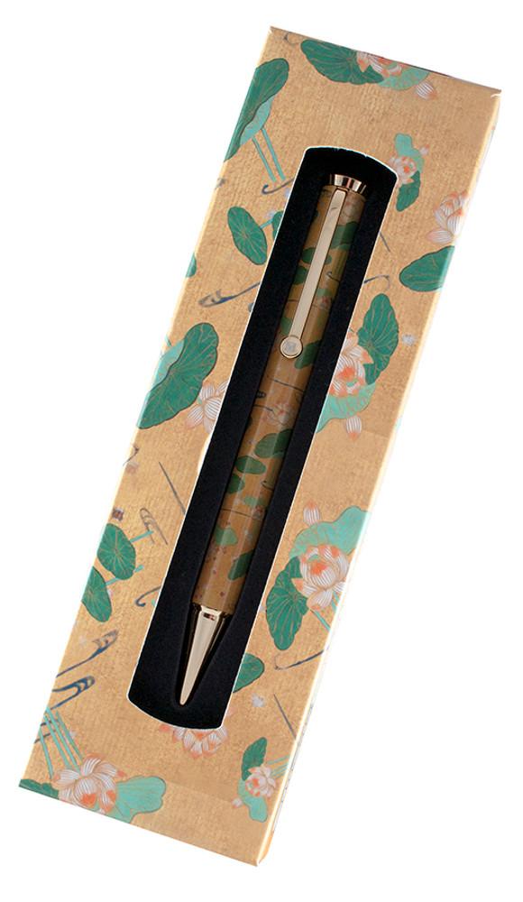 The Metropolitan Museum of Art Lotus Ball Pen Ballpoint Pen