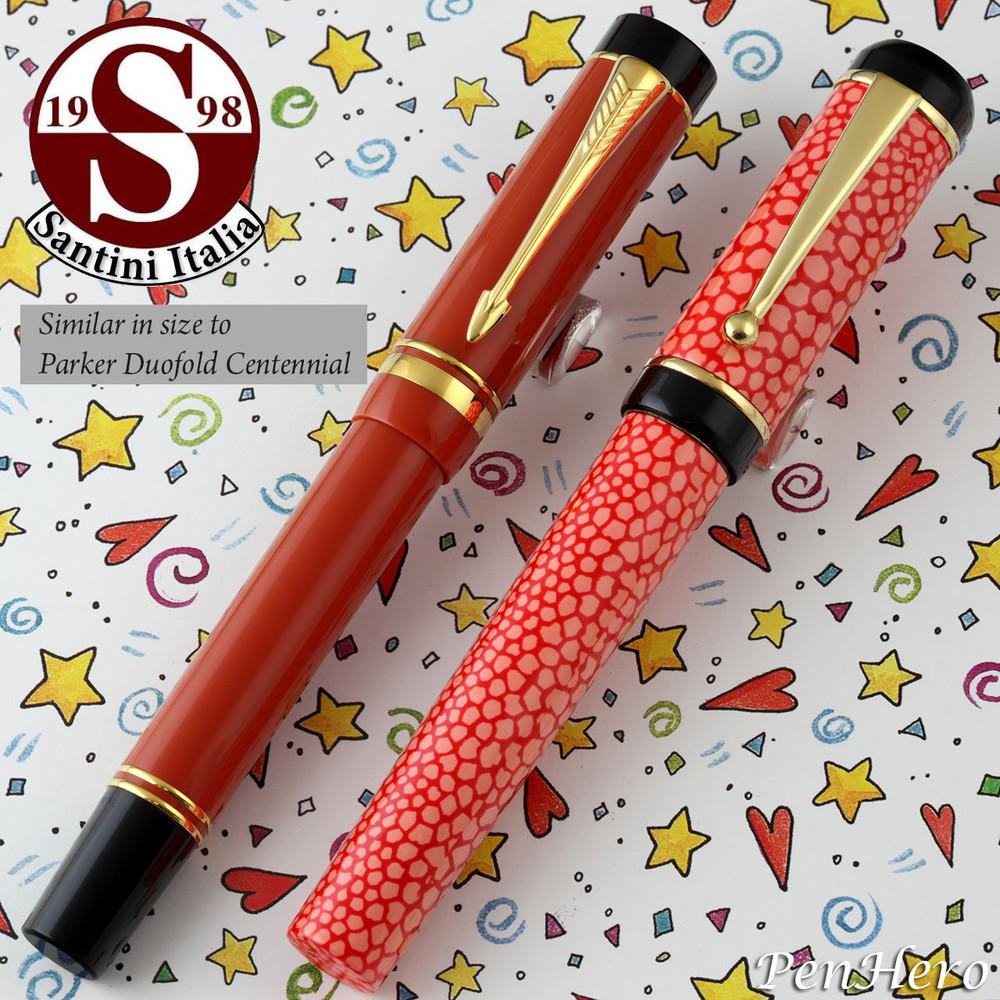 Santini Italia Lady Like Fountain Pen Fine