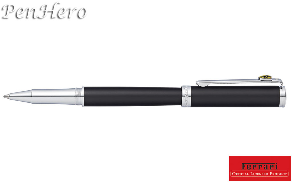 Sheaffer Ferrari Intensity Satin Black Ballpoint Pen