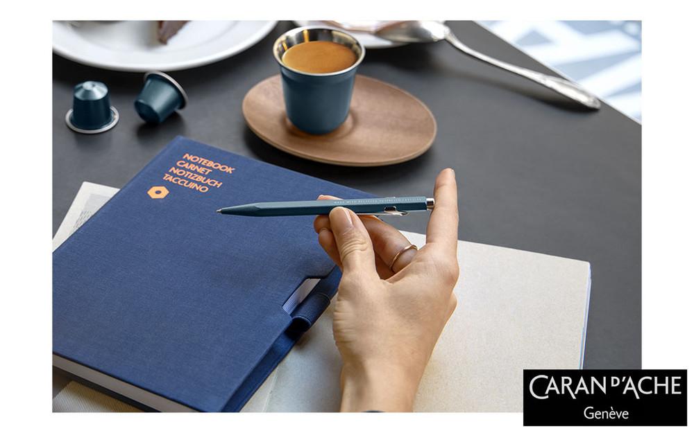 Caran d'Ache 849 Nespresso Limited Edition ballpoint pen