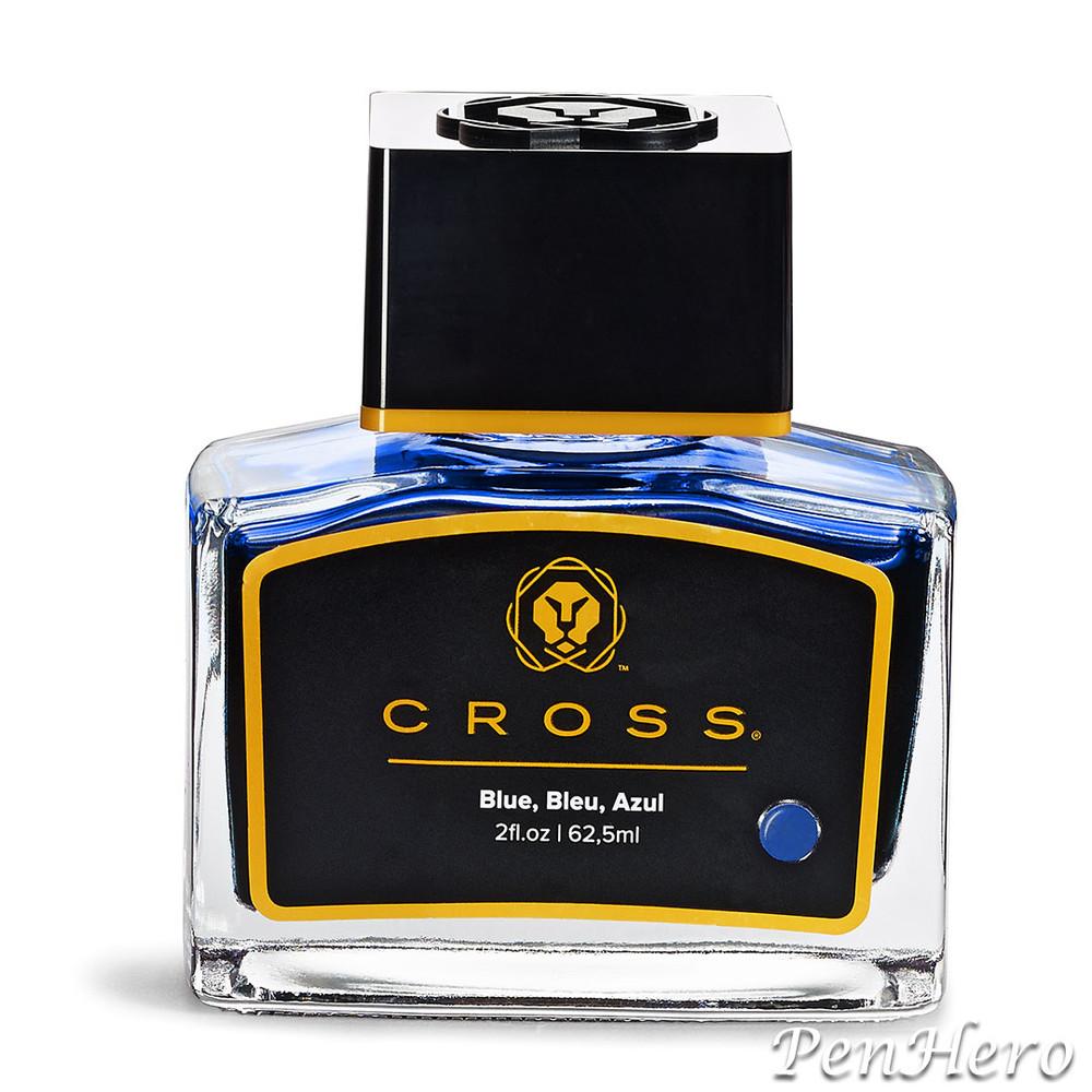 Cross Fountain Pen Ink Blue (single bottle)