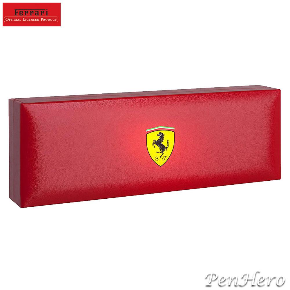 Sheaffer Ferrari Intensity Satin Black Fountain Pen Broad