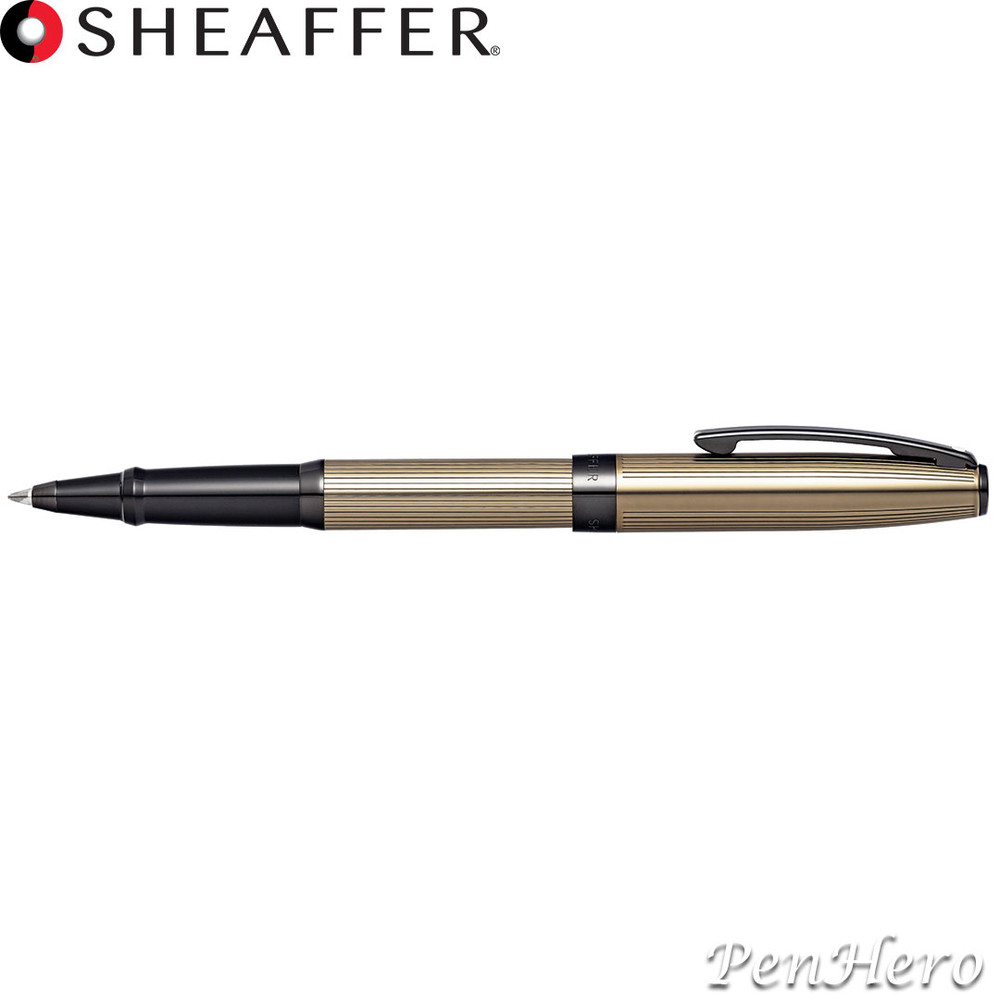 Sheaffer Sagaris Titanium Gray Rollerball Pen