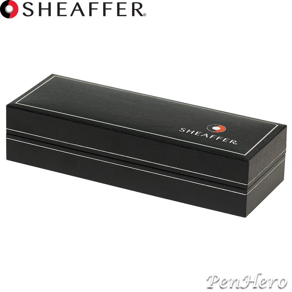 Sheaffer Sagaris Chrome Ballpoint Pen