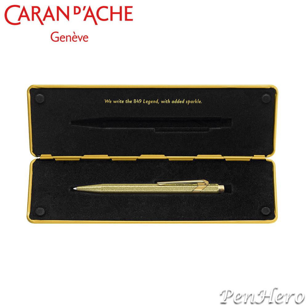 Caran d'Ache 849 Sparkle Limited Edition ballpoint pen CC849.019SP