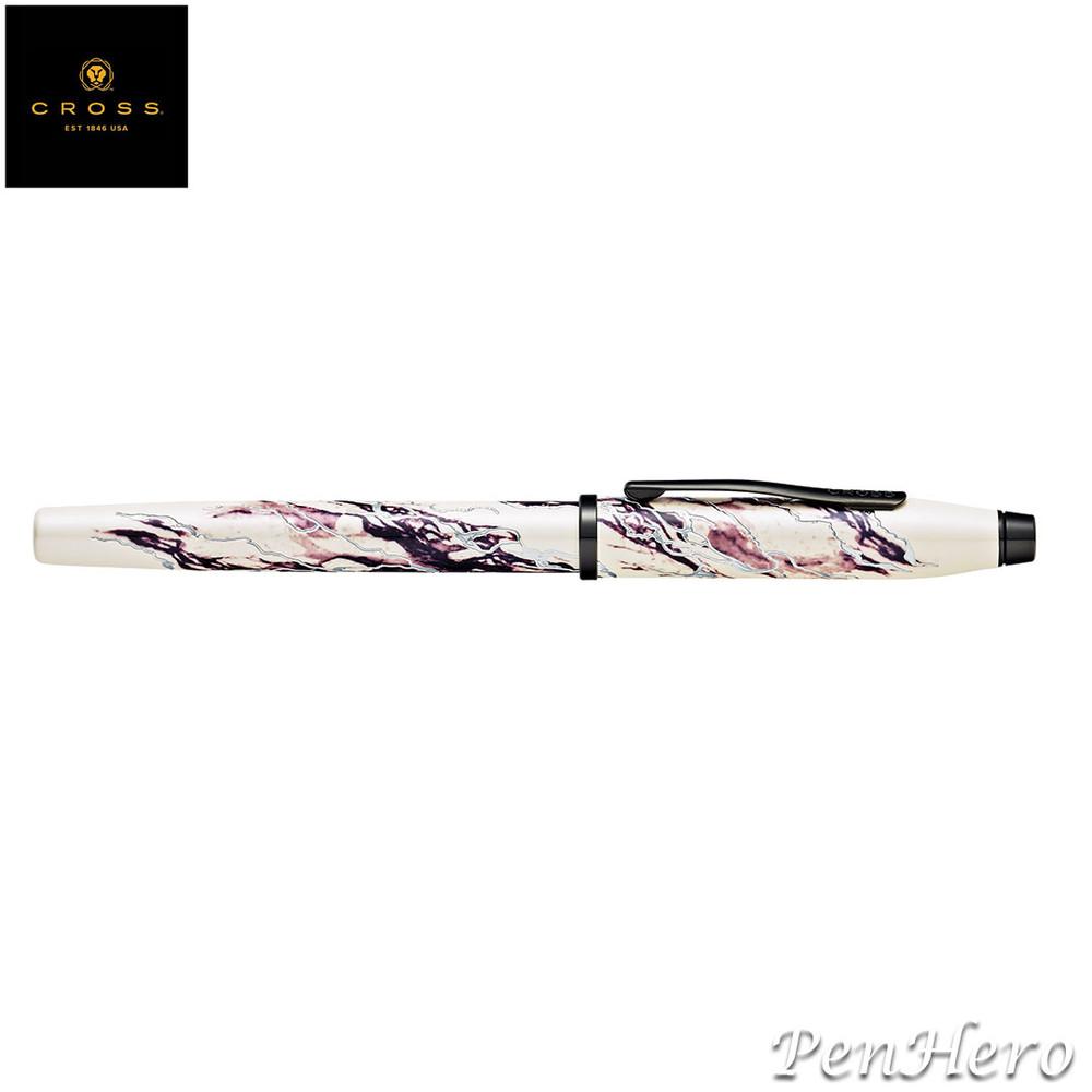 Cross Wanderlust Everest Fountain Pen Medium with FREE LEATHER PEN CASE