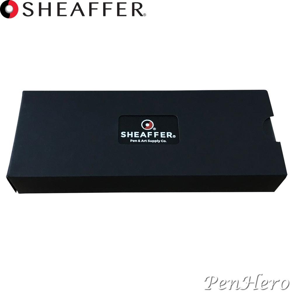 Sheaffer Reminder Matte Gray Lacquer Ballpoint Pen