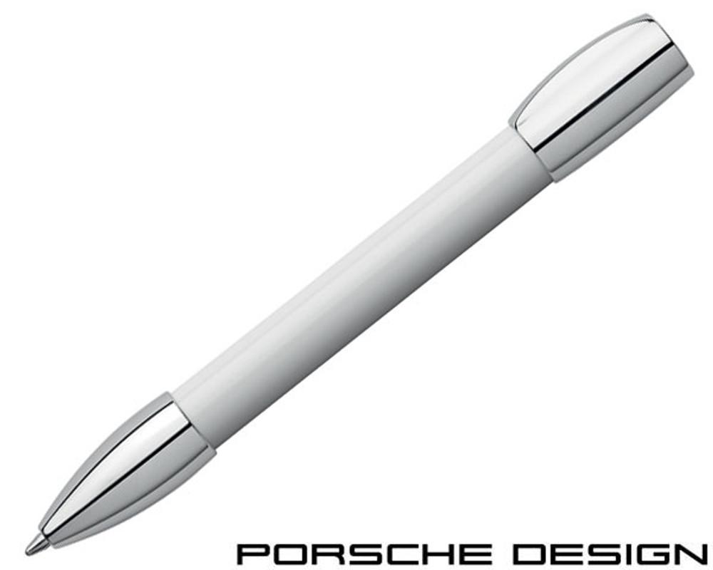 Porsche Design P3140 ShakePen White Ballpoint Pen