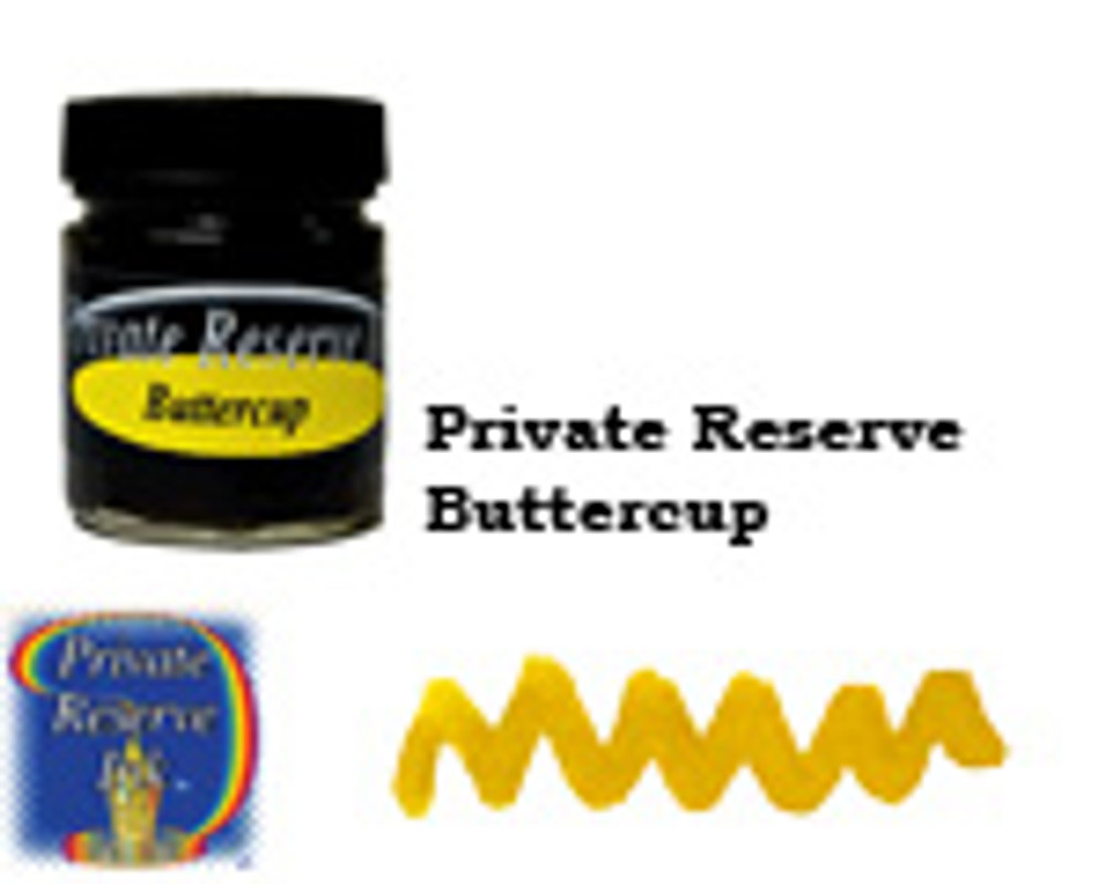 Private Reserve Bottled Ink - Buttercup