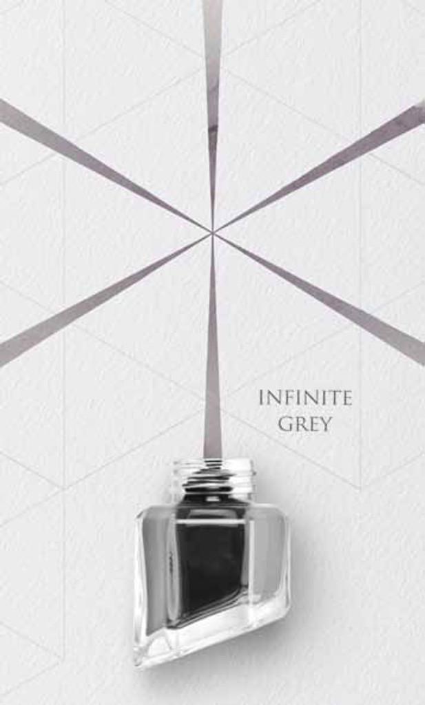 Caran d'Ache Infinite Grey Ink Bottle