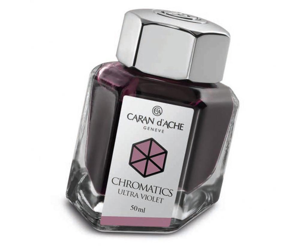 Caran d'Ache Ultra Violet Ink Bottle