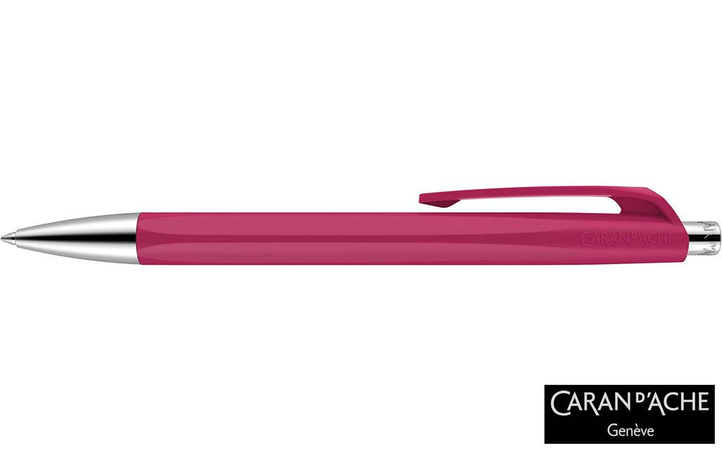 Caran d'Ache 888 Infinite Ruby Pink ballpoint pen 888.280
