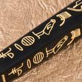 The Metropolitan Museum of Art Egyptian Hieroglyphics Rollerball Pen detail