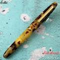 Esterbrook Estie Tortoise Gold Trim Fountain Pen Extra Fine E136-EF