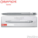 Caran d'Ache 849 ORIGINAL Ballpoint Pen 849.069, with holder