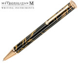 The Metropolitan Museum of Art Golden Bamboo Ballpoint Pen