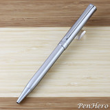 Sheaffer Intensity Engraved Chrome Ballpoint Pen