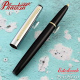 Esterbrook Phaeton Midnight Black Fountain Pen Medium E306