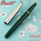 Esterbrook Phaeton Spruce Green Fountain Pen Medium E336