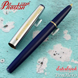 Esterbrook Phaeton Mineral Blue Fountain Pen Medium E316