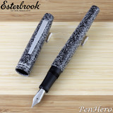 Esterbrook Camden Composition Back to School Black Fountain Pen Broad E946-B