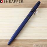 Sheaffer Reminder Matte Blue Lacquer Ballpoint Pen