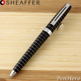 Sheaffer Prelude Black Lacquer Ballpoint Pen