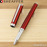 Sheaffer Intensity Engraved Translucent Red Rollerball Pen