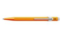 Caran d'Ache 849 POPLINE Fluorescent Orange Ballpoint Pen