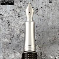 Caran d'Ache Leman de Nuit Fountain Pen Fine 4799.009