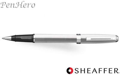 Sheaffer Prelude Brushed Chrome N/T Rollerball Pen