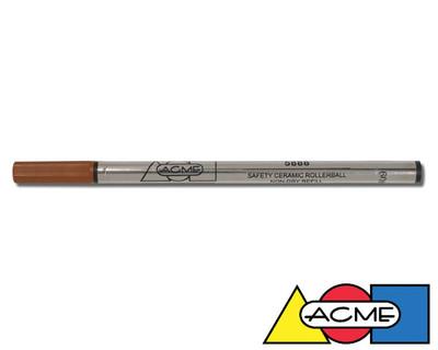ACME Standard Rollerball Refill - Black Fine
