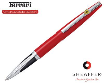 Sheaffer Ferrari Taranis Rosso Corsa Rollerball Pen