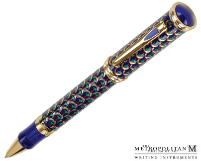 The Metropolitan Museum of Art 18th-Century Parisian Rollerball Pen