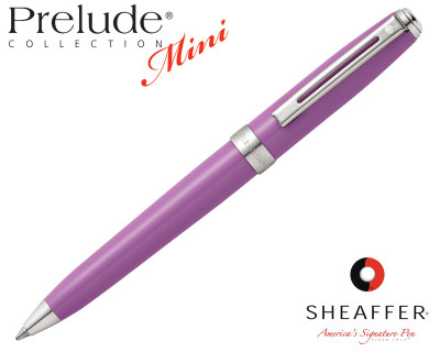 Sheaffer Prelude Mini Gloss Lavender N/T Ballpoint Pen