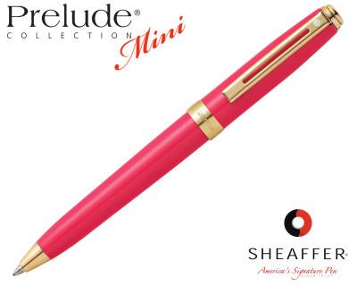 Sheaffer Prelude Mini Gloss Pink G/T Ballpoint Pen