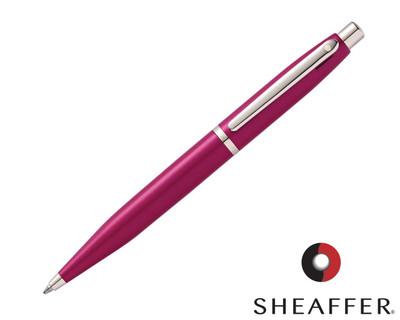 Sheaffer VFM Pink Sapphire Ballpoint Pen