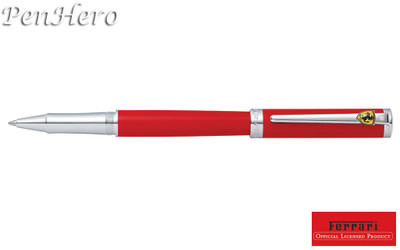 Sheaffer Ferrari Intensity Satin Red Ballpoint Pen