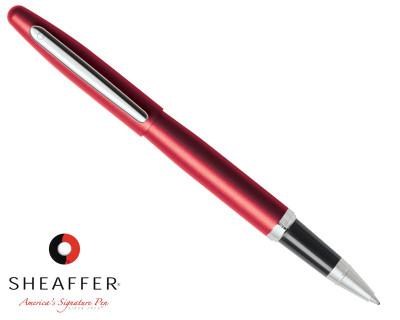Sheaffer VFM Excessive Red Rollerball Pen