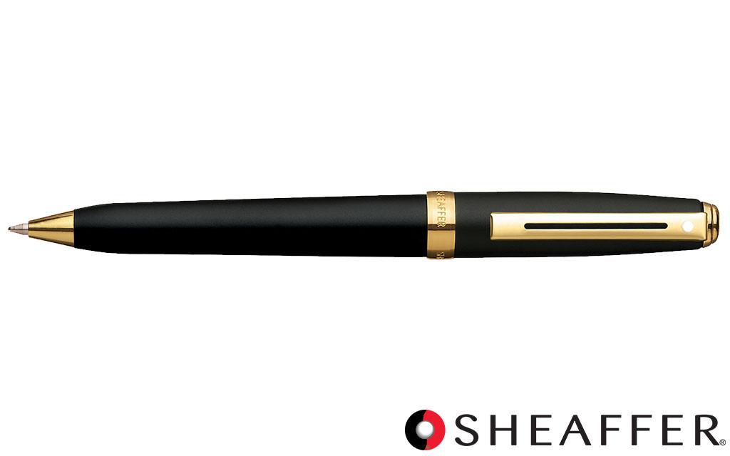 346 Matt Black Ballpoint Pen GT NOS Sheaffer Prelude No