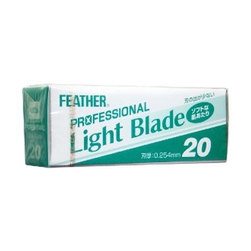 Feather Artist Pro Light Blades  (20pk)