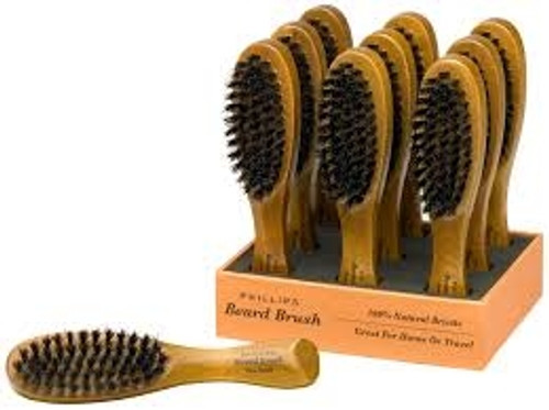 Beard Brush Display  by Phillips