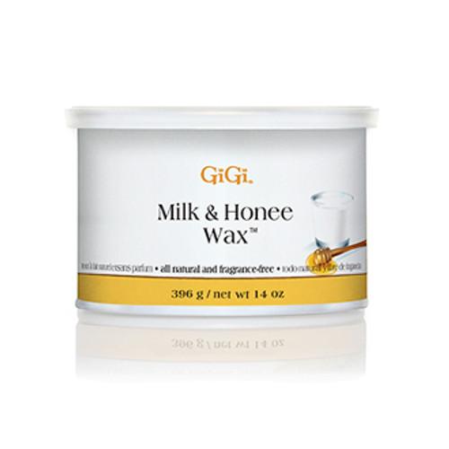 Gigi Milk and Honey  Wax 14oz # 0288