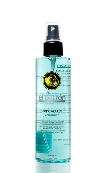 El Patron After Shave - Cristallum 6.5 oz