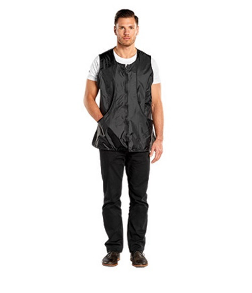 Scalpmaster Nylon Black  Barber Vest
