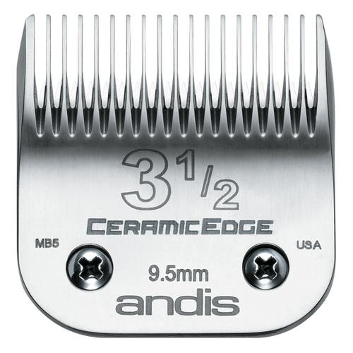Andis Ceramic Edge Detachable Blade Size 3 1/2  #63040